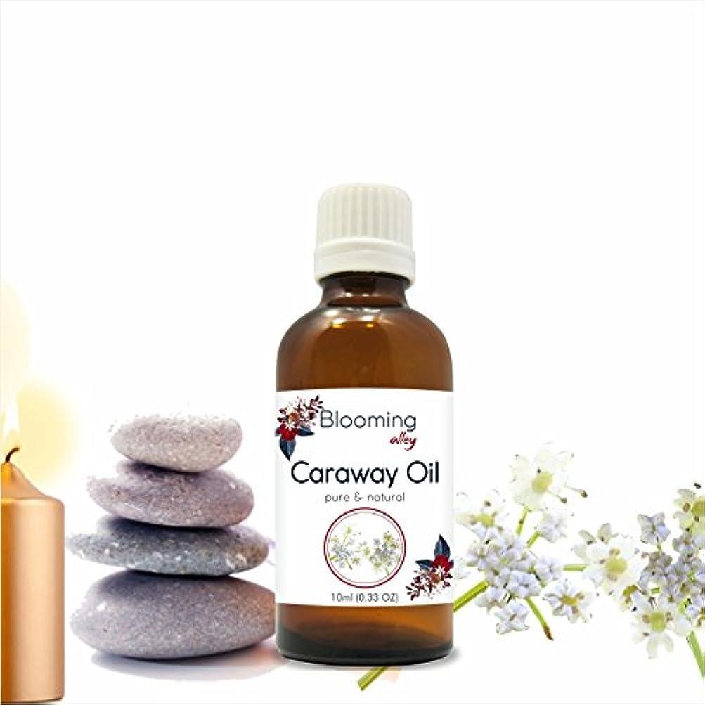 バンカー学期よく話されるCaraway Oil (Carum Carvi) Essential Oil 10 ml or 0.33 Fl Oz by Blooming Alley