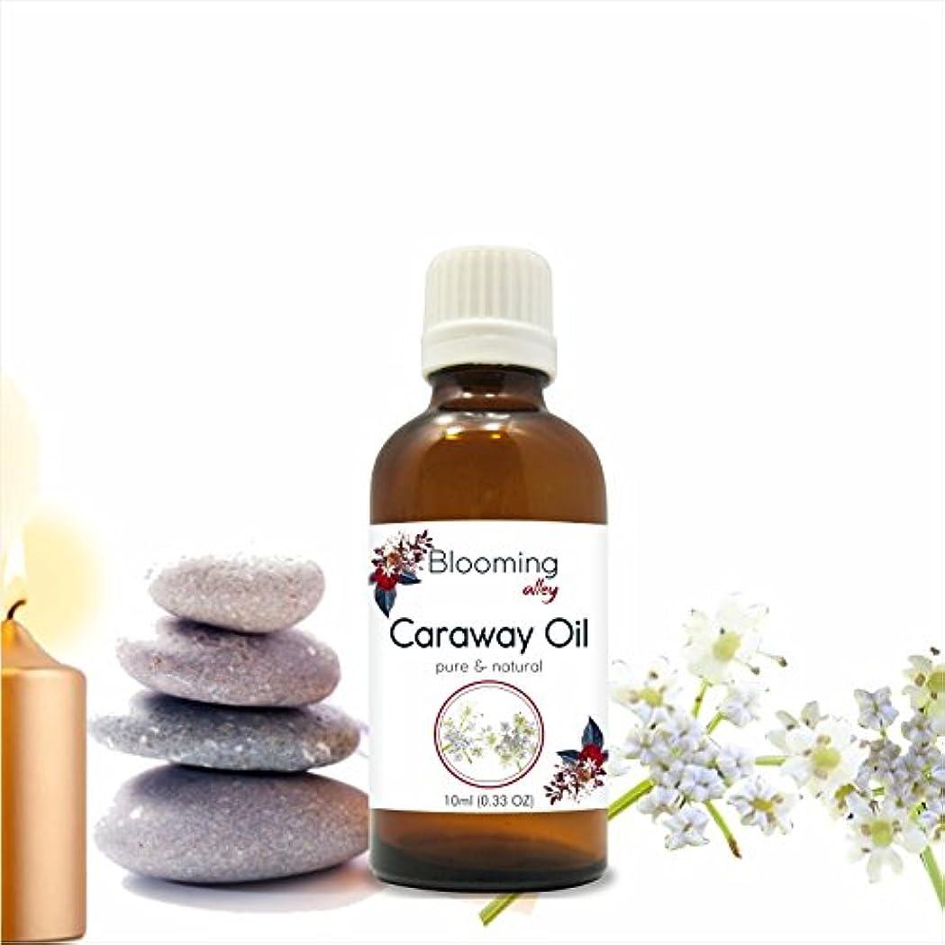 ミント優れました異邦人Caraway Oil (Carum Carvi) Essential Oil 10 ml or 0.33 Fl Oz by Blooming Alley