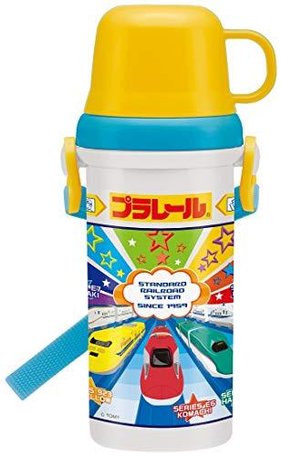 直飲みコップ付きプラ水筒 480ml PSB5KD