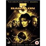 Babylon 5 [DVD] [Import]