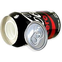 隠し金庫 コカ・コーラ ゼロ缶型 収納 セーフティボックス 『SECRET SAFE シークレットセーフ』(OA-680) CocaCola Zero アメリカン雑貨 米国直輸入 貴重品の保管 タンス貯金 へそくり 防犯 スパイグッズ