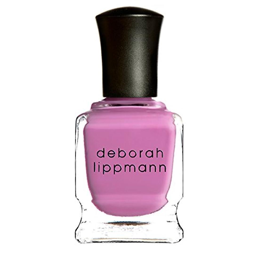尊厳精緻化消去[Deborah Lippmann] デボラリップマン ミニ ポリッシュ ネイルポリッシュ ピンク系 「シーバップ 」 8 ml 【デボラリップマン】 SHE BOP【deborah lippmann】