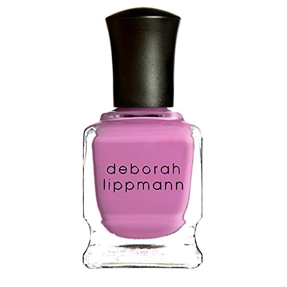 願うプロフェッショナル胴体[Deborah Lippmann] デボラリップマン ミニ ポリッシュ ネイルポリッシュ ピンク系 「シーバップ 」 8 ml 【デボラリップマン】 SHE BOP【deborah lippmann】