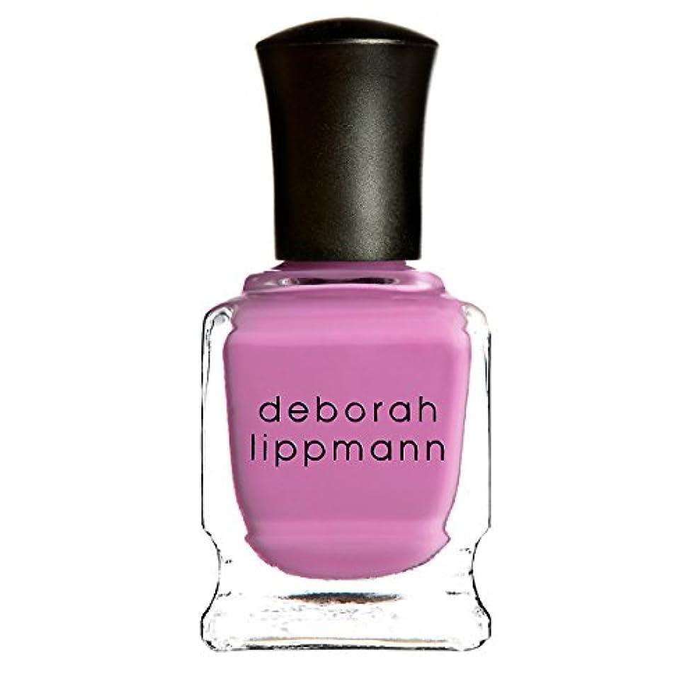 バング不可能なトレース[Deborah Lippmann] デボラリップマン ミニ ポリッシュ ネイルポリッシュ ピンク系 「シーバップ 」 8 ml 【デボラリップマン】 SHE BOP【deborah lippmann】