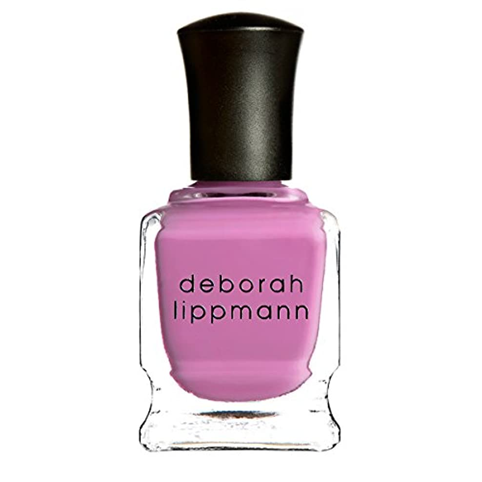 メトロポリタン説明するハイブリッド[Deborah Lippmann] デボラリップマン ミニ ポリッシュ ネイルポリッシュ ピンク系 「シーバップ 」 8 ml 【デボラリップマン】 SHE BOP【deborah lippmann】