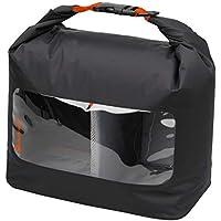 【Amazon.co.jp 限定】HAKUBA 防湿カメラケース ドライソフトボックス L ブラック×オレンジ AMZKDSBLBK