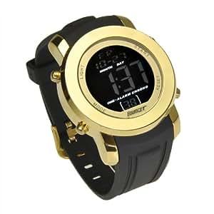 BOUNCER MOND T6355G バウンサー モンド 腕時計 メンズ ウォッチ デジタル (ゴールド)