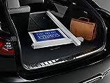 【USレクサス・直輸入純正品】 Lexus レクサス 現行RX350/RX450H/RX200T カーペットカーゴマット Fスポーツロゴ入り 赤ステッチ ブラック