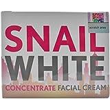 フェイシャルクリーム50 ml。 ホワイトニング NAMU LIFE SNAILWHITE CONCENTRATE FACIAL CREAM 50 ml.