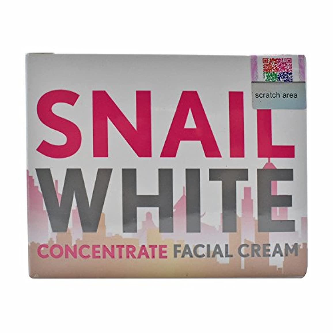 インタネットを見るきらめき視線フェイシャルクリーム50 ml。 ホワイトニング NAMU LIFE SNAILWHITE CONCENTRATE FACIAL CREAM 50 ml.