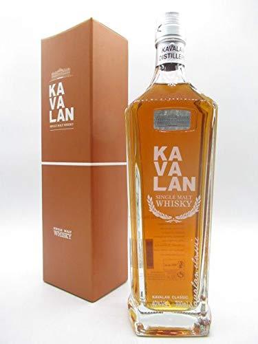 カヴァラン (カバラン) クラシック シングルモルトウイスキー 40度 700ml ■台湾産 [並行輸入品]