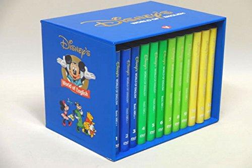ディズニー英語システム 2004年版DVDセット(ストレートプレイDVD)