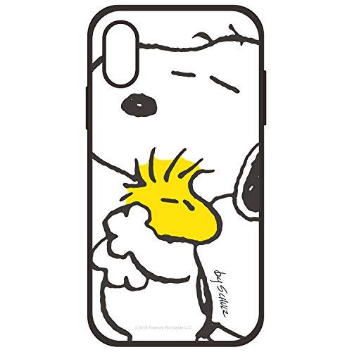 グルマンディーズ iPhoneXR(6.1inch) ケース IIIIfit イーフィット ピーナッツ アップ sng-306f