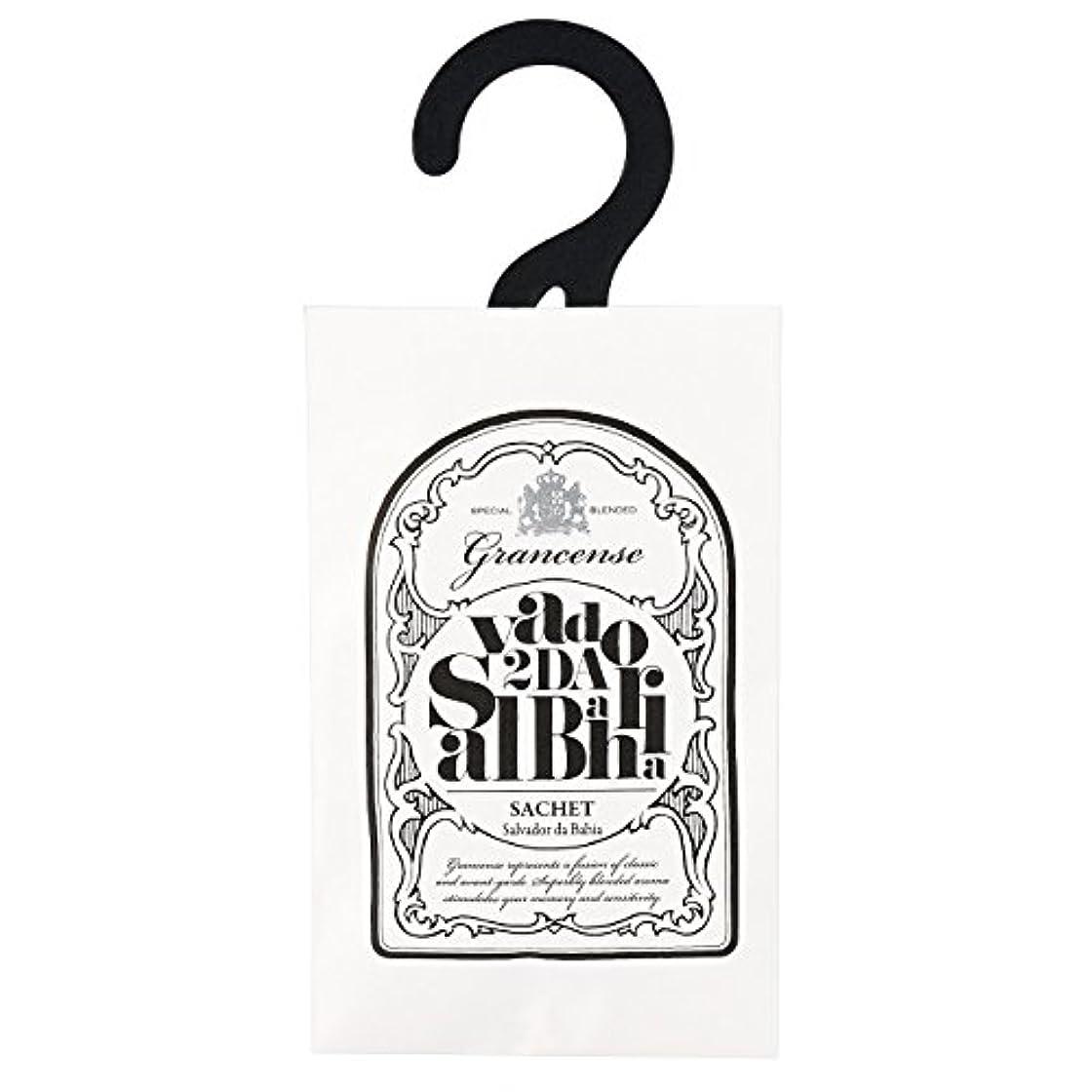 乱闘服を片付けるサイトライングランセンス サシェ(約2~4週間) サルバドール 12g(芳香剤 香り袋 アロマサシェ ライムとミントの爽やかさにバニラの甘さを感じる南国のような香り)