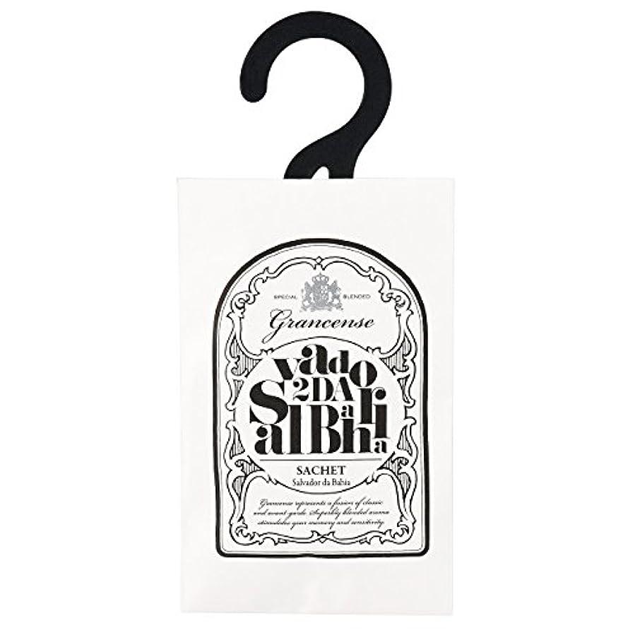 鎮痛剤ドレスジョガーグランセンス サシェ(約2~4週間) サルバドール 12g(芳香剤 香り袋 アロマサシェ ライムとミントの爽やかさにバニラの甘さを感じる南国のような香り)