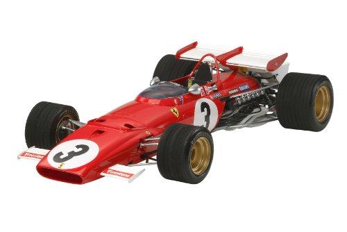 1/12 ビッグスケールシリーズ No.48 フェラーリ 312B (エッチングパーツ付き) 12048