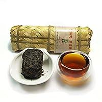200g(0.44LB)チベット茶竹かごダークティー中国茶新香茶健康茶新茶花茶緑茶緑食品ハーブティー