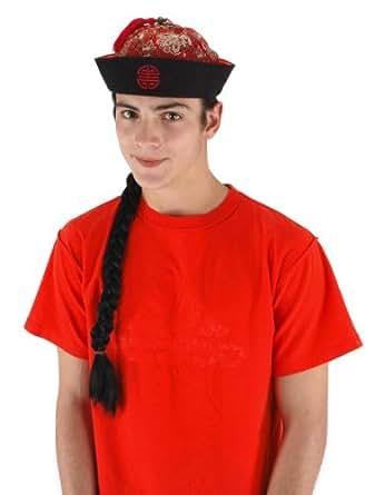 弁髪帽(チャイナ帽子) [elope MANDARIN]