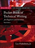 Pocket Book of Technical Writing for Engineers & Scientists (McGraw-Hill's Best: Basic Engineering Series and Tools)