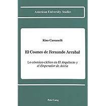 El Cosmos De Fernando Arrabal (American University Studies)