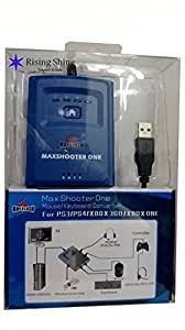 Mayflash Max Shooter One マウス/キーボード コンバーター PS3/PS4/XBOX 360/XBOX ONE用