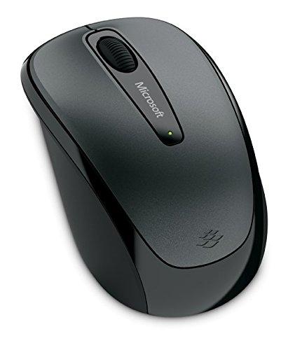 マイクロソフト マウス ワイヤレス/小型  グレーWirele...