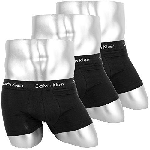 (カルバンクライン)Calvin Klein ボクサーパンツ ローライズ メンズ 3枚組セット [並行輸入品]