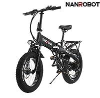 電動自転車 20インチ ファット 折り畳み MTB 500w シマノ7段変速 折り畳むバイク デスクブレーキ 通勤 通学 山登り