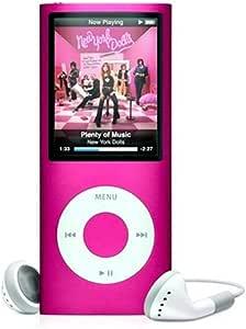 Apple iPod nano 第4世代 8GB ピンク MB735J/A