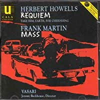 Howells/Martin: Choral Works