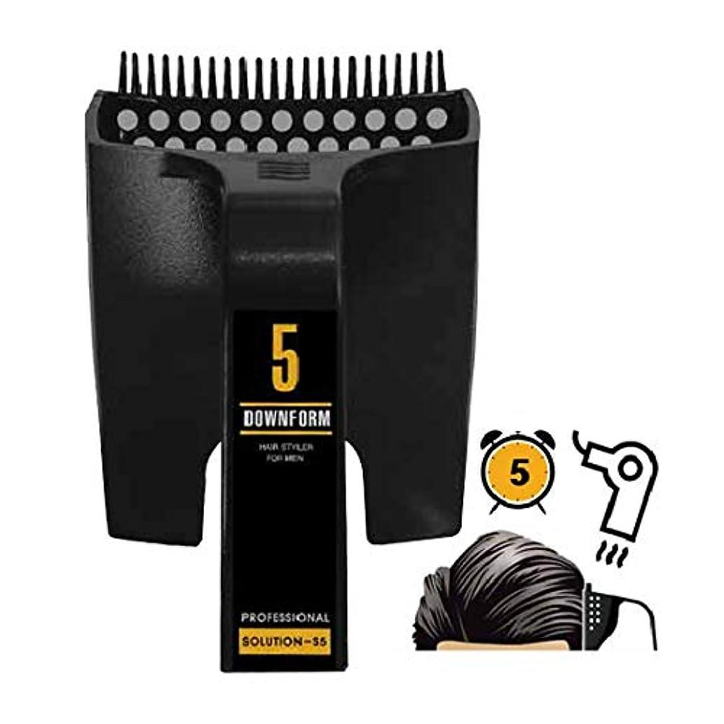 さておき動物ホスト(男性) ヘア?アイロン Heated Hair Styler Down Perm 簡便 ヘアセッティング Down Form 並行輸入