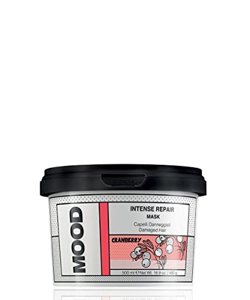 ジャンク象メイエラ◆【MOOD】イタリア発◆MOOD インテンス リペア マスク 500ml◆