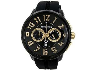 TENDENCE テンデンス 腕時計 2046011 02046011AA [並行輸入品]Round Gulliver ラウンドガリバー クロノグラフ 男女兼用