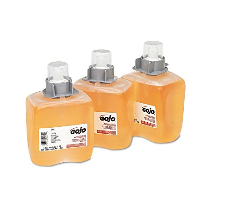 昆虫を見る学んだ連想FMX-12 Foam Hand Wash, Orange Blossom, FMX-12 Dispenser, 1250ml Pump, 3/Carton (並行輸入品)