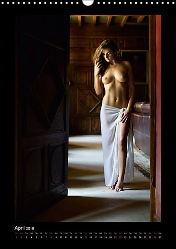 Hotel Room Stories 2018: Nude Photography in Classy Rooms (Calvendo Art)