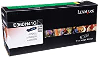 Lexmark - High Yield - black - original - toner cartridge LRP - for E360d, 360dn, 360dtn, 460dn, 460dtn, 460dw