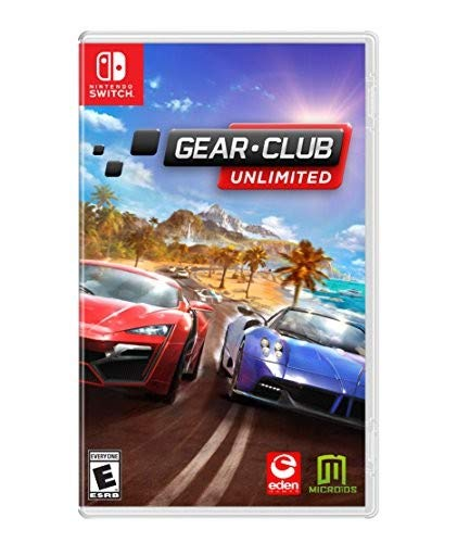 Family Games(world) Gear.Club Unlimited (輸入版:北米) - Switch