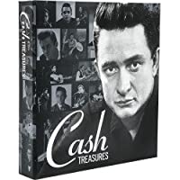 Johnny Cash - Treasures (3CD) Johnny Cash - Treasures CD Box (3)