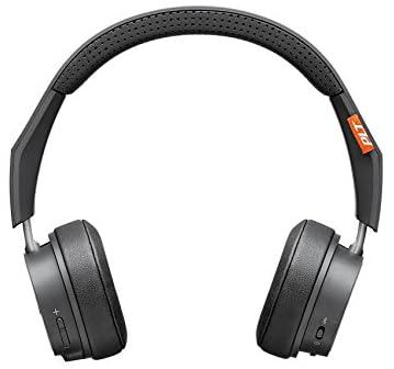 【国内正規品】 PLANTRONICS Bluetooth ワイヤレスヘッドセット(ステレオヘッドフォンタイプ) BackBeat 505 (ダークグレー)