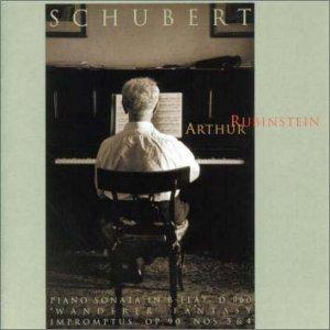 シューベルト : ピアノ・ソナタ第21番&さすらい人幻想曲