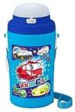 オーエスケー BRRM CAR(ブルーン カー) ストロー付水筒(保冷タイプ) 450ml SC-450S