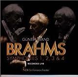 ブラームス:交響曲全集 画像