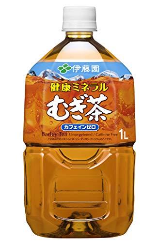 健康ミネラルむぎ茶 1L ×12本