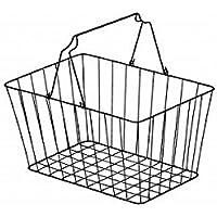 ワイヤーバスケット アンティーク42cm 55-65