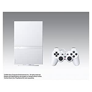PlayStation 2 セラミック・ホワイト (SCPH-75000CW) 【メーカー生産終了】