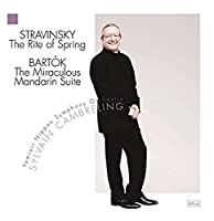 Stravinsky: The Rite of Spring / Bartok: The Miraculous Man by Yomiuri Nippon Symphony Orchestra