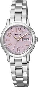[シチズン]CITIZEN 腕時計 wicca ウィッカ ソーラーテック デイ&デイトモデル KH3-410-91 レディース