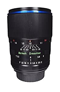 【国内正規品】 LAOWA the Bokeh Dreamer 単焦点レンズ 105mm F2 フルサイズ対応 ソニーA用 LAO0014