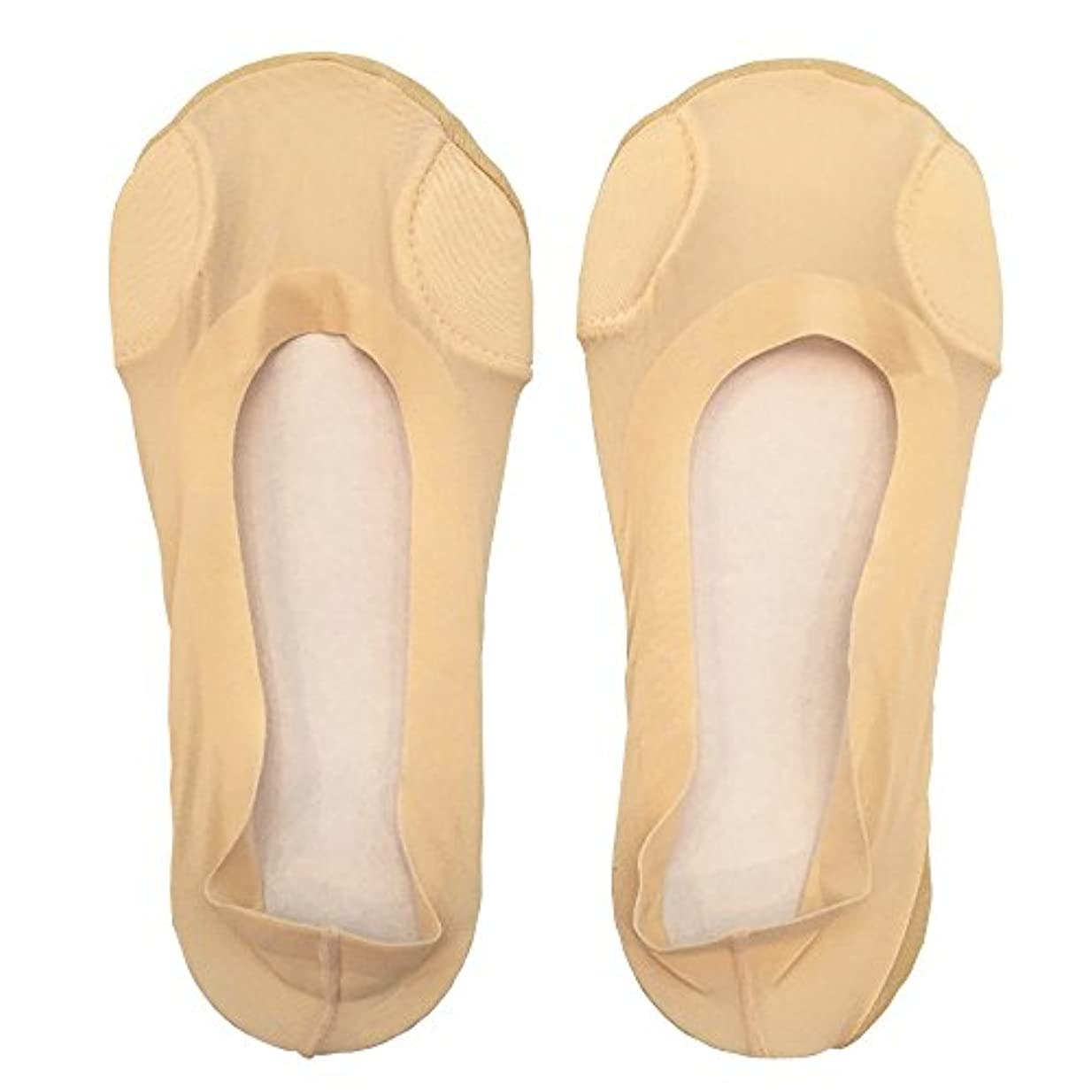 相談するムス神話DrScholl(ドクターショール)靴ずれ防止フットカバー 指両側クッション付き 8805DR-80 ベージュ