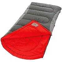 Coleman(コールマン) Dexter Point (デクスター ポイント) 寝袋 日本未発売 最適温度 10 ℃ 196cmまで対応 [並行輸入品]